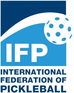 IFP Logo - blue-white with text