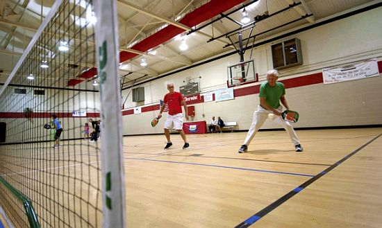 What is pickleball: a game for everyone