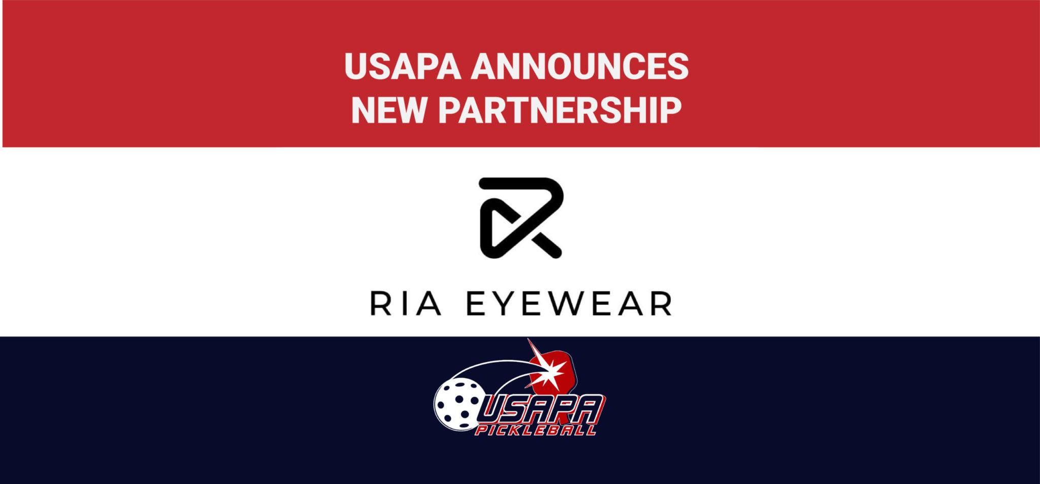 RIA eyewear USAPA 2