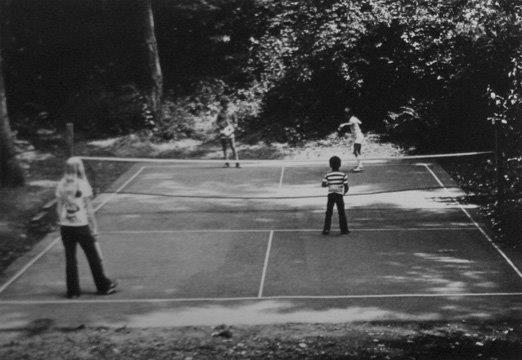 Original Pickleball Court