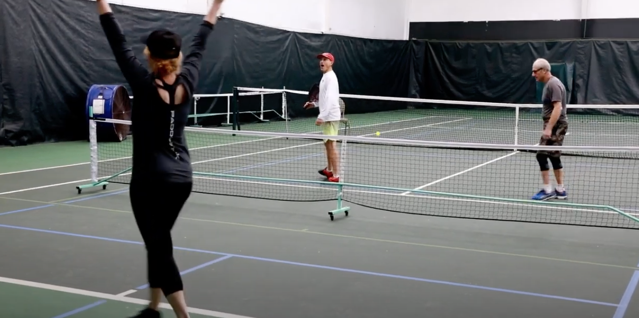 transferring your skills to pickleball video2