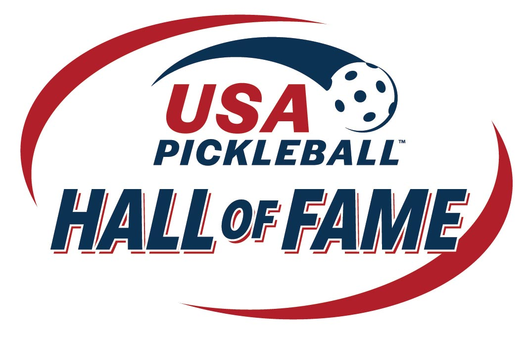 Pickleball Hall of Fame Logo